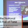 Jean Kilbourne Enters 2015 Women's Hall of Fame (Pt 1)