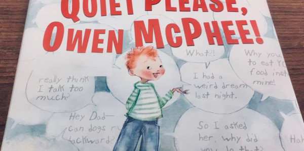 Listen Up! Kid Lit With a Quiet Message That Needs Heard