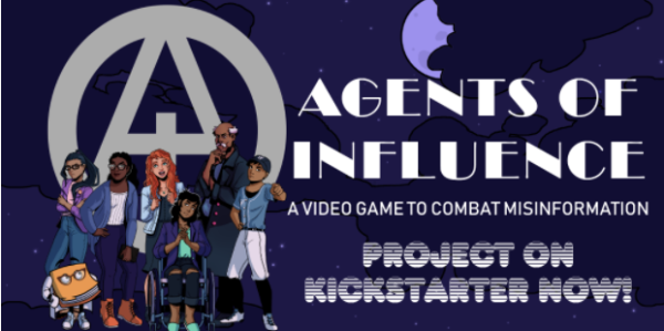 Agents of Influence Spy Game Educates Middle Schoolers About Misinformation