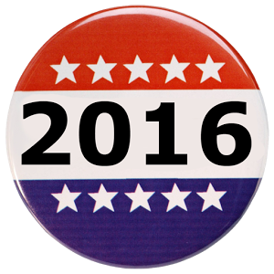 2016 button vote