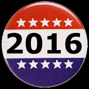 2016 button vote