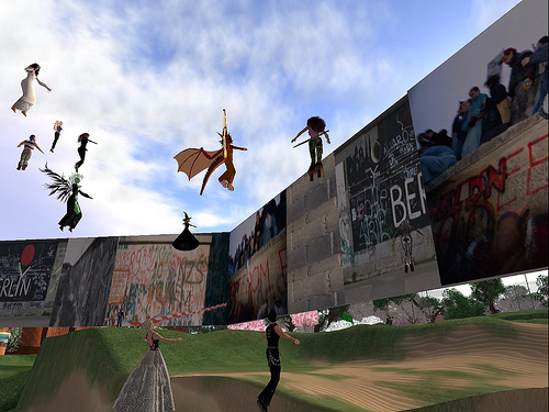 Dream it do it youth grants for social change in virtual worlds parents might wig out at the fantasy beasties and wild virtual expressions of teen personas at first but once you get to know the essence of what theyre sciox Image collections