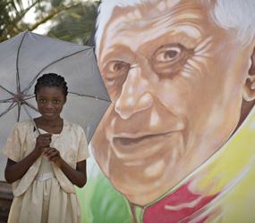 pope-girl