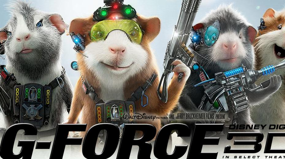 G Force Can Guinea Pigs Help Kids Get Active Humana Hopes So Shaping Youth