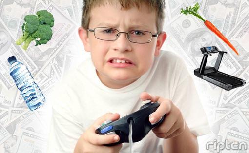 kid gamer