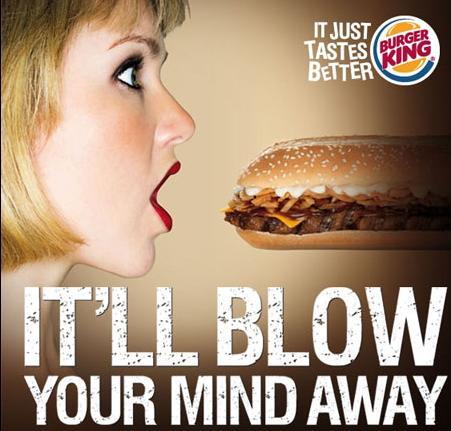 burger sex blow