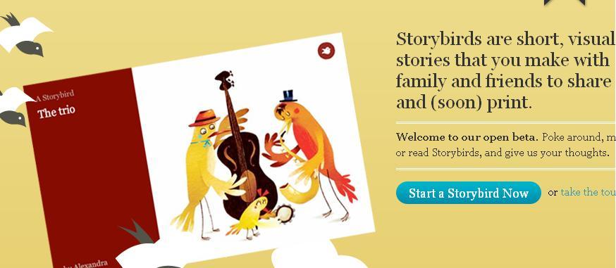 storybird description