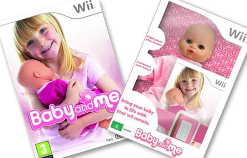 wii baby
