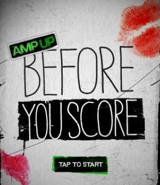 amp up