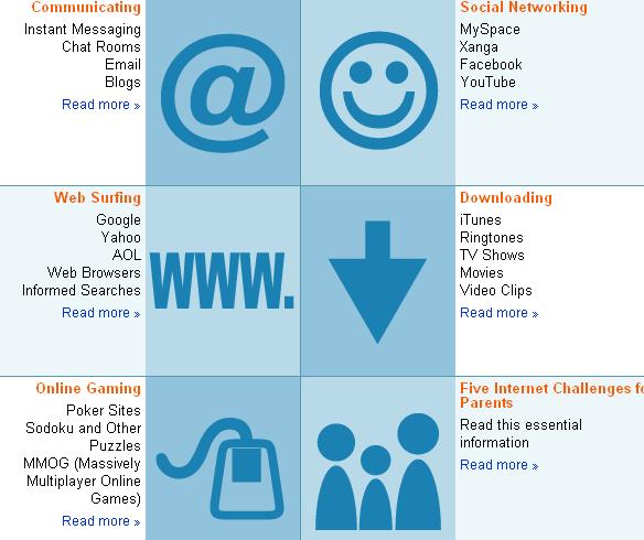 csm internet guide