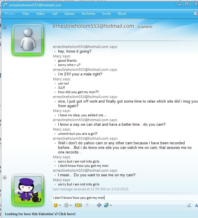 Myflirt Chat