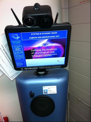 robot digital health assessment