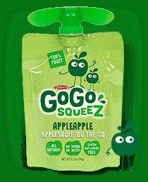 gogosqueeze apple-apple