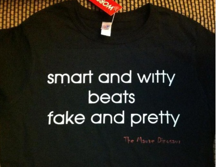 smart and witty