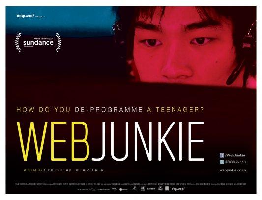 WebJunkie visual Sundance poster
