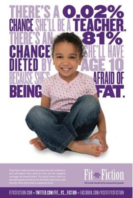 fit vs fiction poster