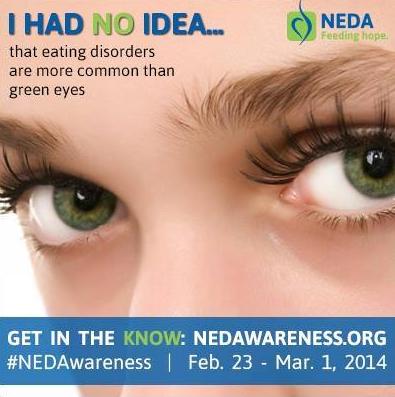 neda green eyes