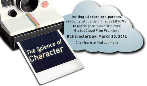 science of character invite