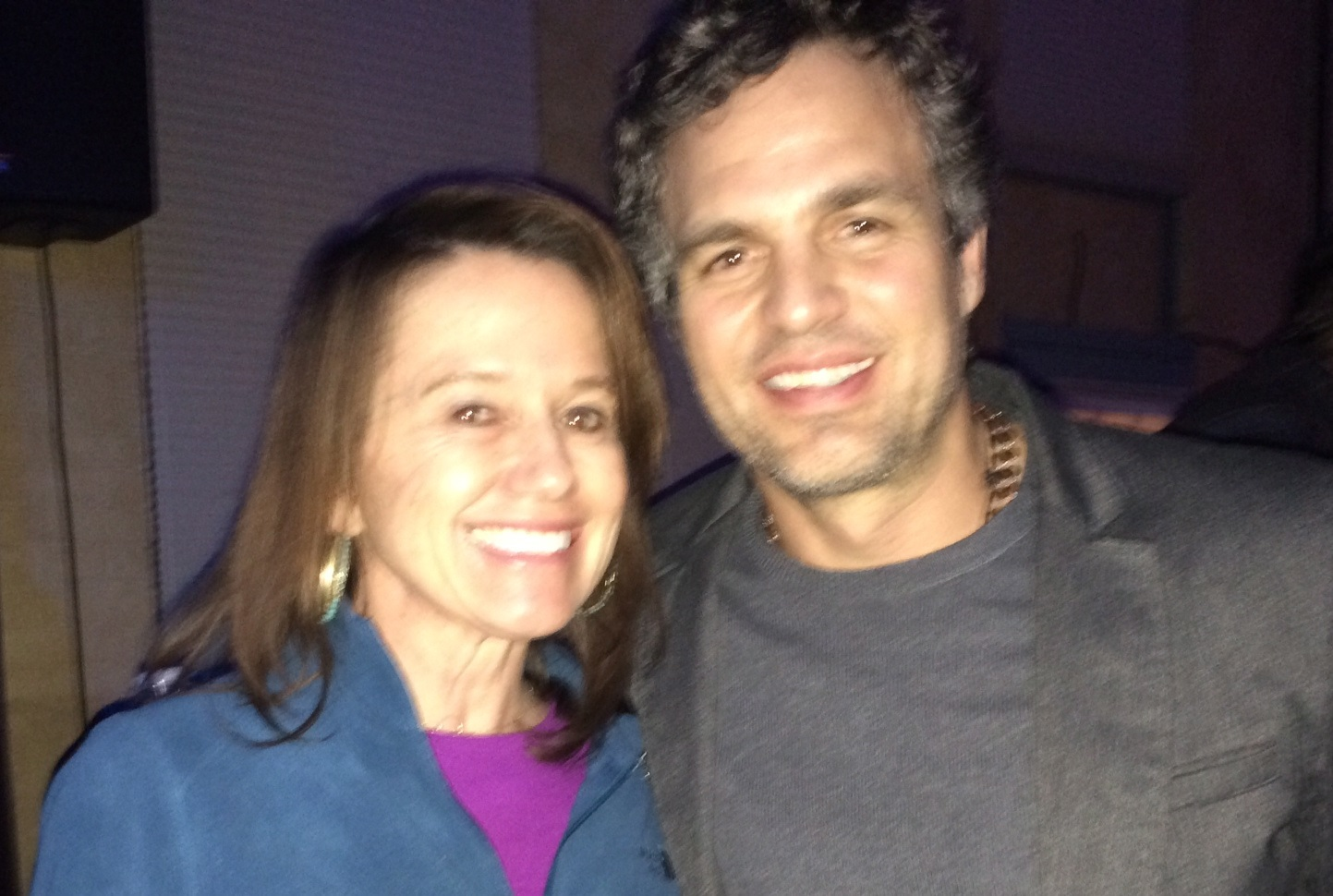 sundance dana and MARK RUFFALO