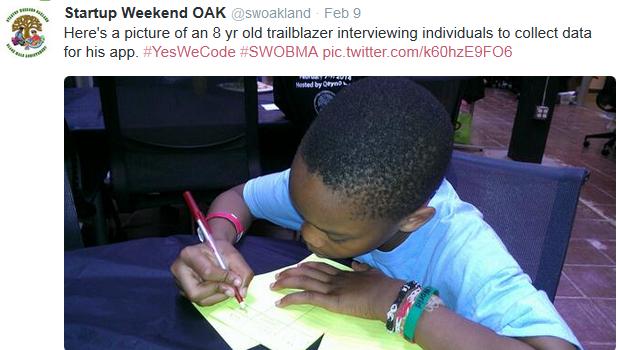 swoak trailblazer-age 8