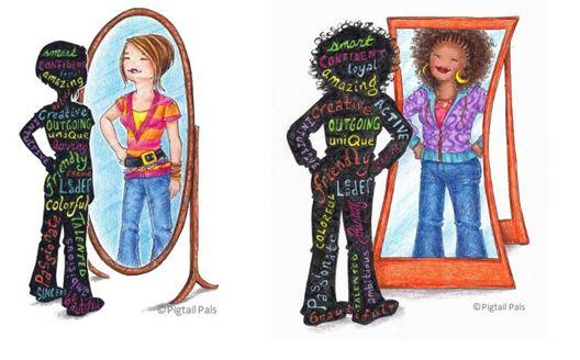 body image TwoReflections