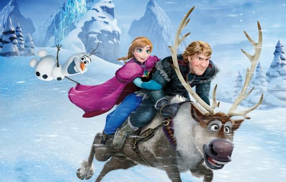 frozen adventure smaller