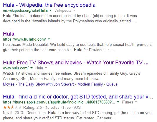 hula google search 4-2-14