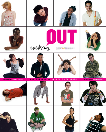speaking out logo cover