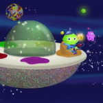 creative galaxy palette