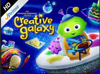 creative galaxy show logo