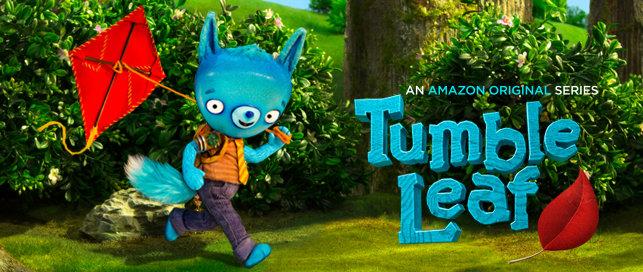 tumble leaf logo