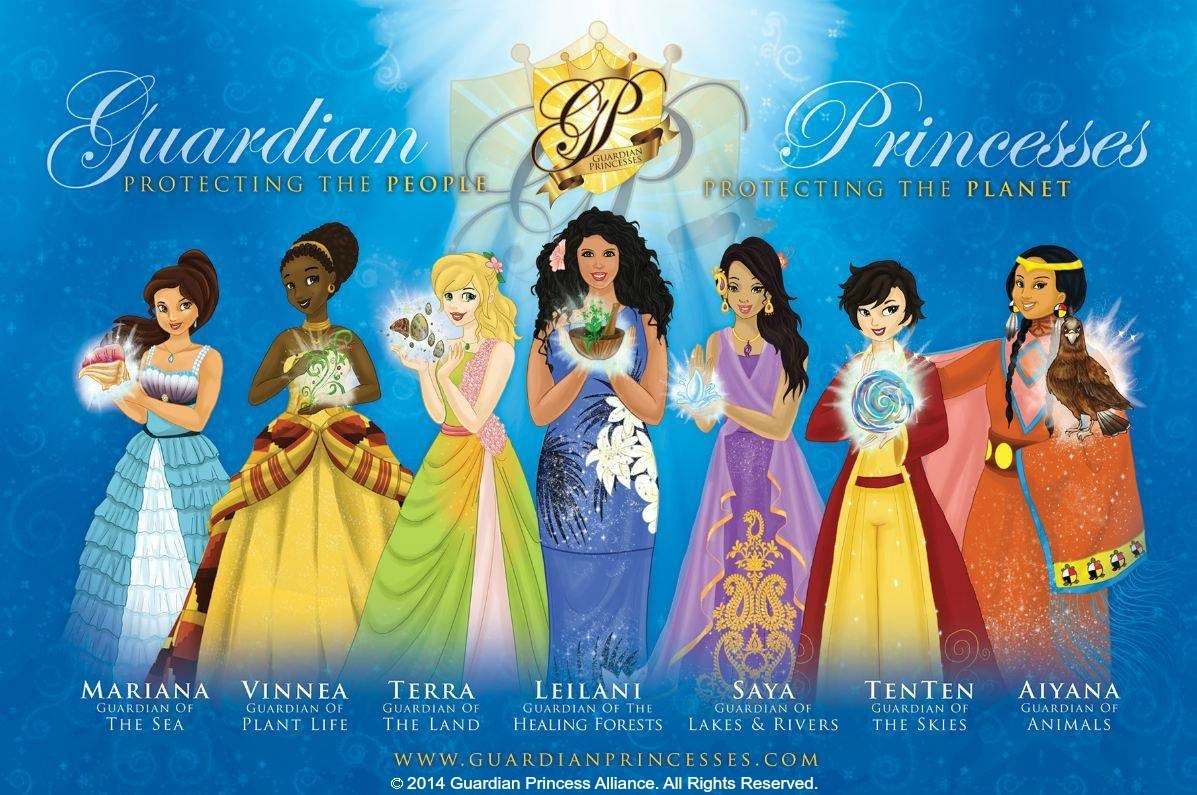 gpa The Guardian Princesses