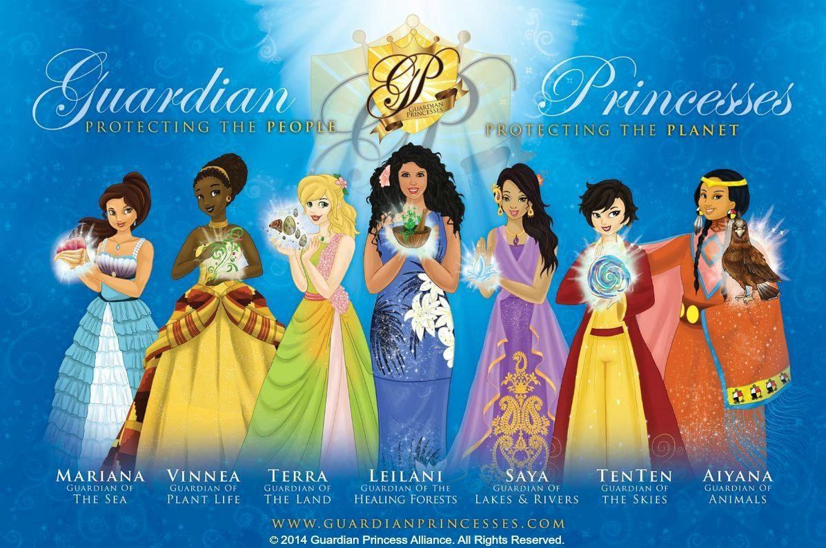 gpa The Guardian Princesses