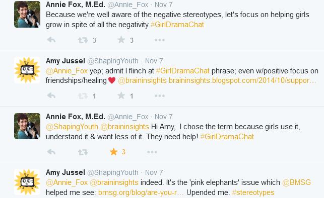 annie fox friendship tweets