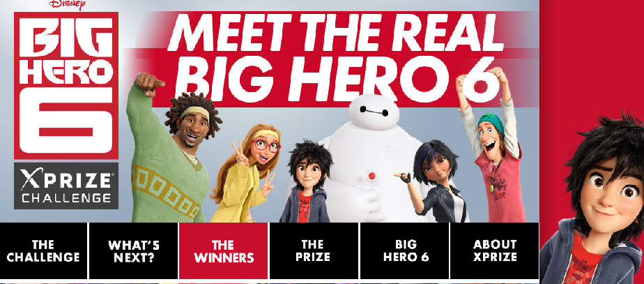 citizen kid big hero 6