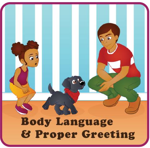dog bk body language
