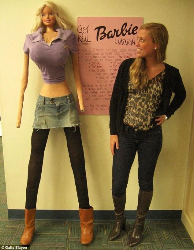 barbie get real