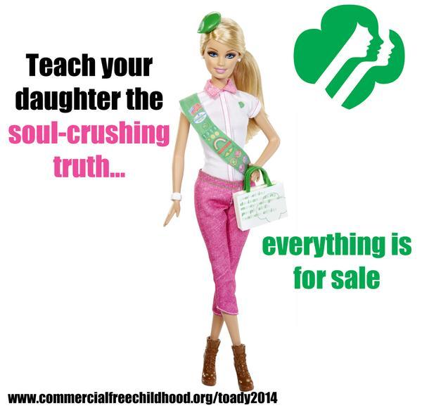 barbie gsa