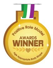 lottie positive role model body shape