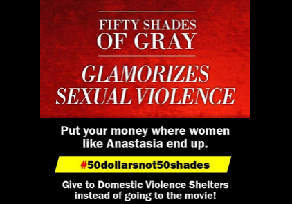 50 shades of sexual violence