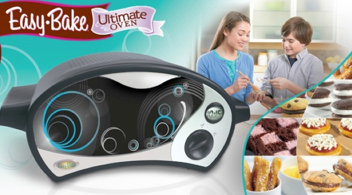 easy bake oven nongendered
