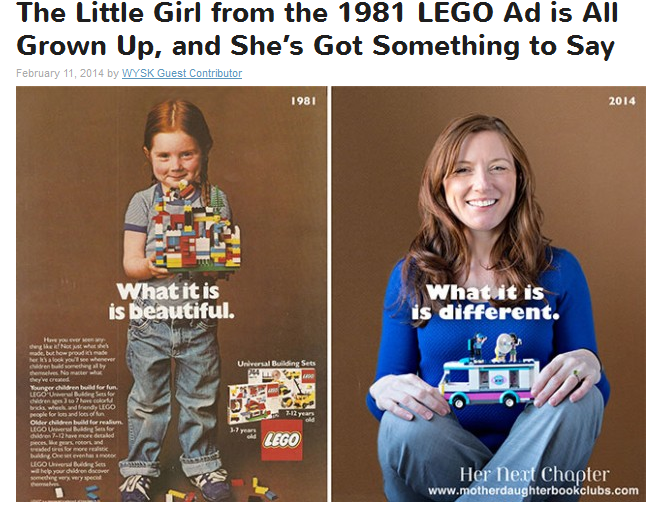 lego beautiful lori day