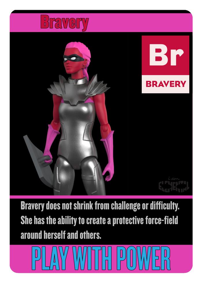 iamelemental bravery