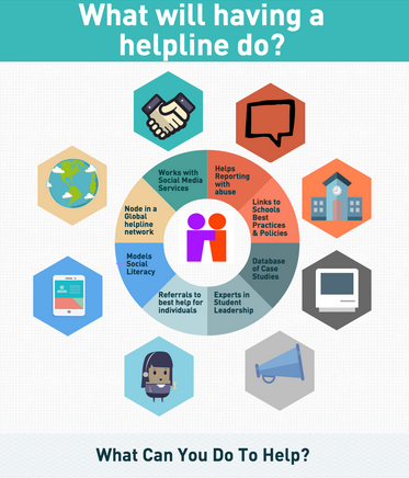 icanhelpline call to action