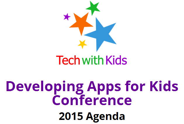 tech with kids logo