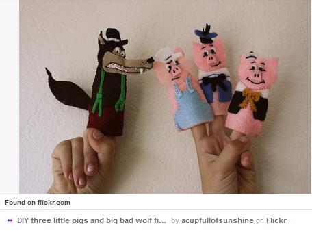 3 little pigs cupfullofsunshine