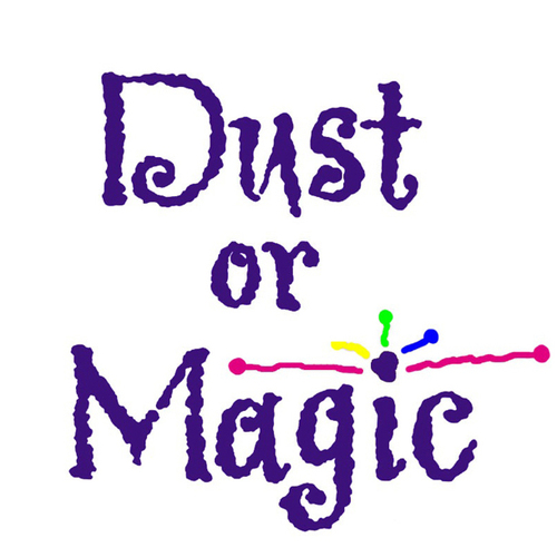 dust or magic logo