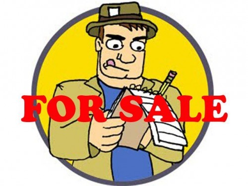 journalism for sale