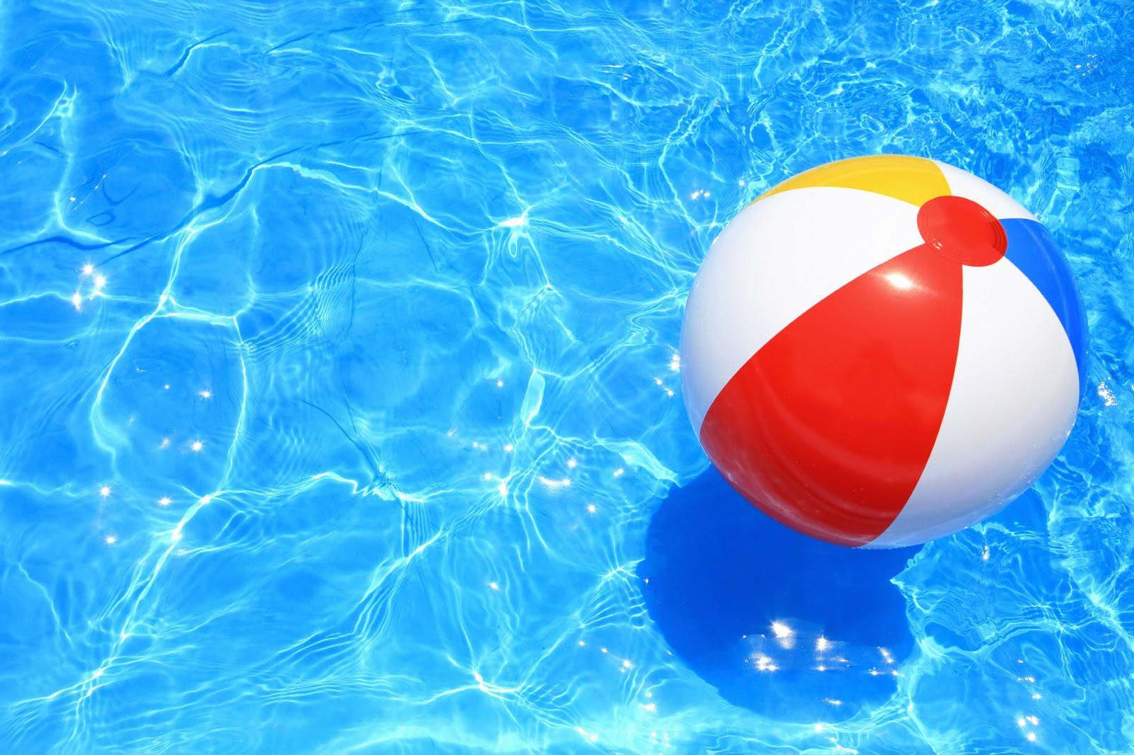 talent pool beach ball