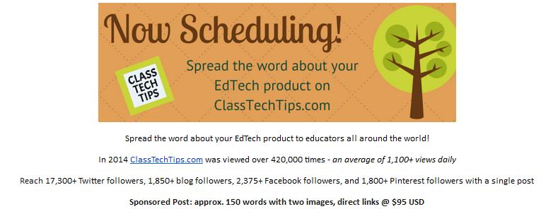 class tech tips promo